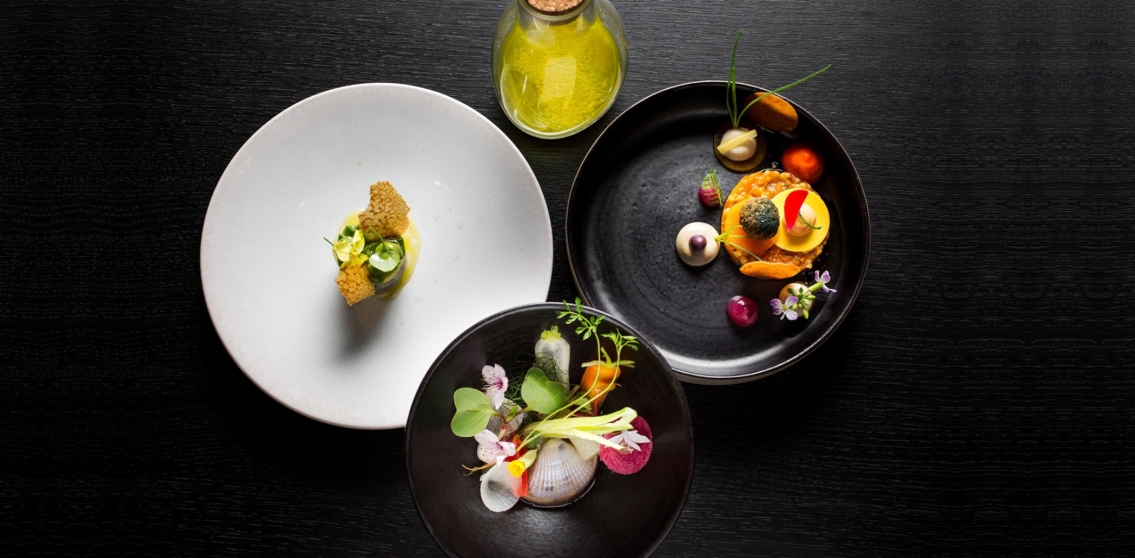The Art of Plating and  Culinary Photography 1
